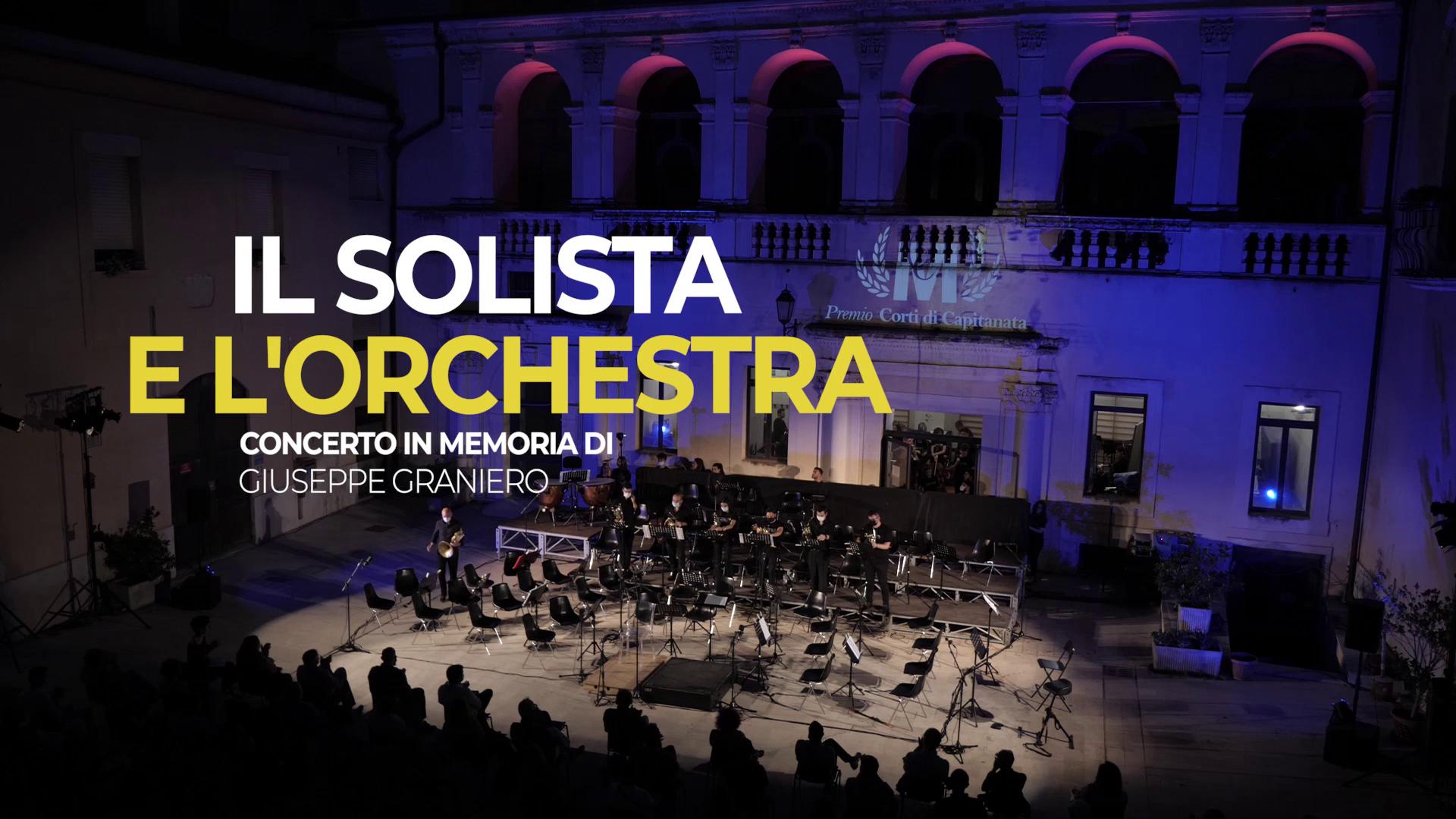 8 – 09/07 – IL SOLISTA E L'ORCHESTRA